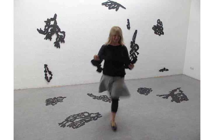 Astwerkinstallation - Galeriehaus Nord - Nürnberg