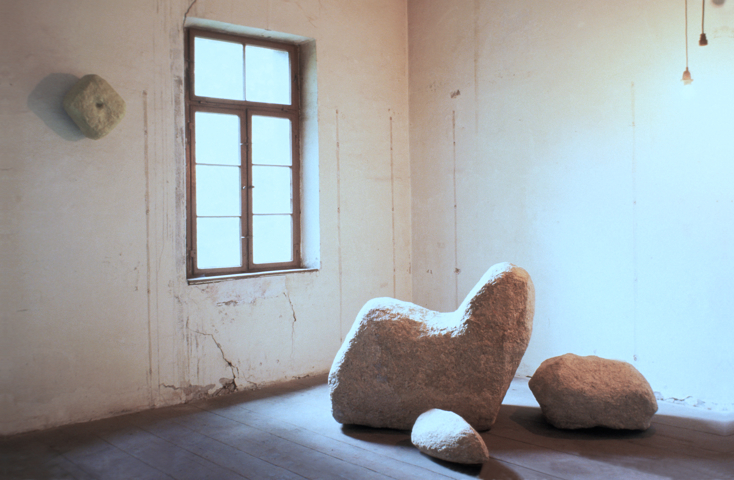 Installation Sesselobjekt